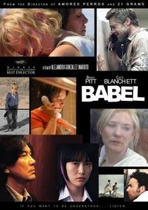 Babel - Poster / Capa / Cartaz - Oficial 3