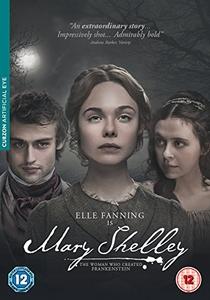 Mary Shelley - Poster / Capa / Cartaz - Oficial 4