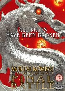 Mortal Kombat - Batalha Final - Poster / Capa / Cartaz - Oficial 1