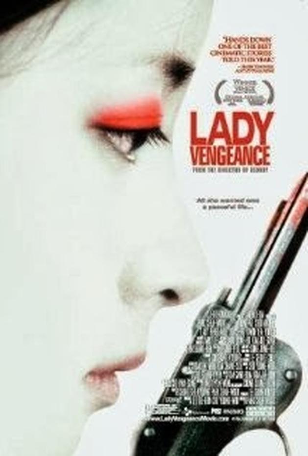 Review | Lady Vengeance(2005) Lady Vingança