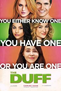 D.U.F.F. - Você Conhece, Tem ou É - Poster / Capa / Cartaz - Oficial 2