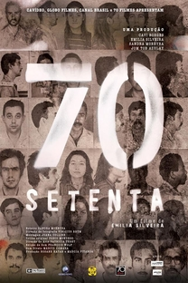 Setenta - Poster / Capa / Cartaz - Oficial 1