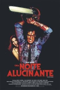 Uma Noite Alucinante: A Morte do Demônio - Poster / Capa / Cartaz - Oficial 2