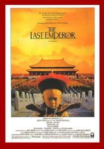 O Último Imperador - Poster / Capa / Cartaz - Oficial 12