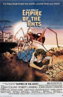 O Império das Formigas - Poster / Capa / Cartaz - Oficial 2