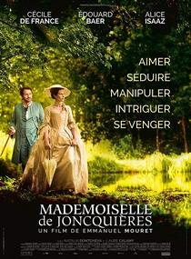 Mademoiselle Vingança - Poster / Capa / Cartaz - Oficial 1