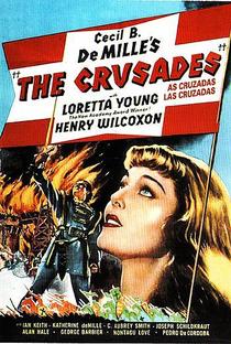 As Cruzadas - Poster / Capa / Cartaz - Oficial 6