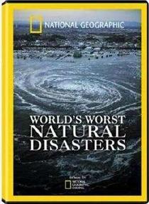 Os 10 Maiores Desastres Naturais - Poster / Capa / Cartaz - Oficial 1