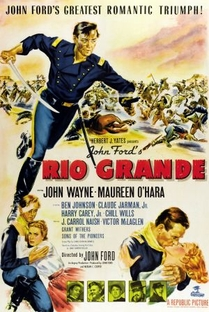 Rio Bravo - Poster / Capa / Cartaz - Oficial 1