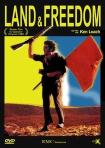 Terra e Liberdade - Poster / Capa / Cartaz - Oficial 3