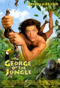 George: O Rei da Floresta - Poster / Capa / Cartaz - Oficial 2
