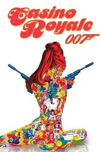 Cassino Royale - Poster / Capa / Cartaz - Oficial 4