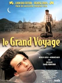 A Grande Viagem - Poster / Capa / Cartaz - Oficial 1