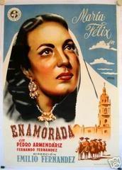 Enamorada - Poster / Capa / Cartaz - Oficial 1