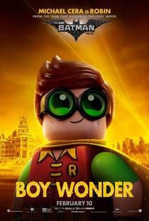 LEGO Batman: O Filme - Poster / Capa / Cartaz - Oficial 12