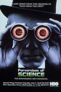 Perversions of Science (1ª Temporada) - Poster / Capa / Cartaz - Oficial 2