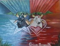 Parintins 97 - Vamos Brincar de Boi - Poster / Capa / Cartaz - Oficial 1