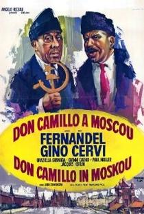 Don Camillo na Rússia - Poster / Capa / Cartaz - Oficial 1