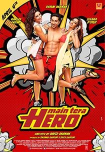 Main Tera Hero - Poster / Capa / Cartaz - Oficial 1