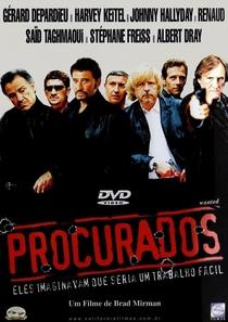 Procurados - Poster / Capa / Cartaz - Oficial 2