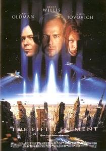 O Quinto Elemento - Poster / Capa / Cartaz - Oficial 8