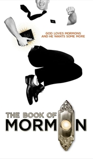 The Book of Mormon - Poster / Capa / Cartaz - Oficial 1