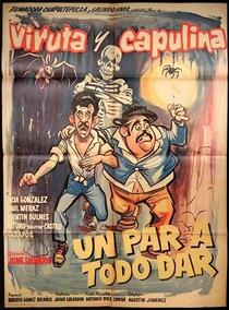 Un par... a todo dar - Poster / Capa / Cartaz - Oficial 1