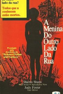 A Menina do Outro Lado da Rua - Poster / Capa / Cartaz - Oficial 3