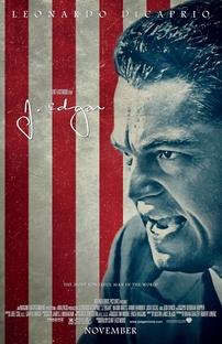 J. Edgar - Poster / Capa / Cartaz - Oficial 1
