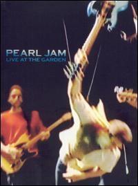 Pearl Jam - Live at the Garden - Poster / Capa / Cartaz - Oficial 1
