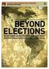Além das Eleições: Redefinindo Democracia nas Américas