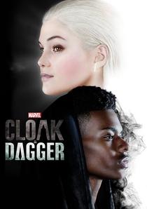 Manto & Adaga (1ª Temporada) - Poster / Capa / Cartaz - Oficial 3