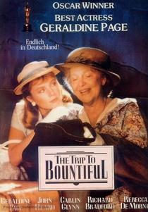 O Regresso para Bountiful - Poster / Capa / Cartaz - Oficial 5