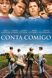 Conta Comigo - Poster / Capa / Cartaz - Oficial 11