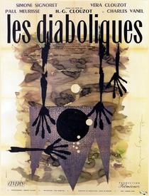 As Diabólicas - Poster / Capa / Cartaz - Oficial 4