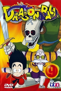 Dragon Ball (2ª Temporada) - Poster / Capa / Cartaz - Oficial 10