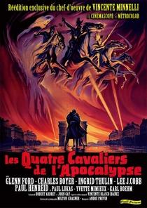 Os Quatro Cavaleiros do Apocalipse - Poster / Capa / Cartaz - Oficial 1