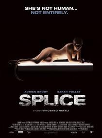 Splice - A Nova Espécie - Poster / Capa / Cartaz - Oficial 4