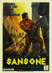 Sansão - Poster / Capa / Cartaz - Oficial 3