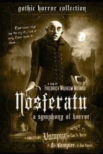 Nosferatu - Poster / Capa / Cartaz - Oficial 3