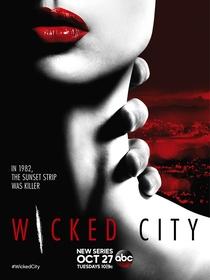 Wicked City (1ª Temporada) - Poster / Capa / Cartaz - Oficial 1
