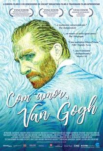 Com Amor, Van Gogh - Poster / Capa / Cartaz - Oficial 5