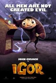 Igor - Poster / Capa / Cartaz - Oficial 2