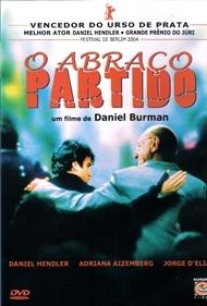 O Abraço Partido - Poster / Capa / Cartaz - Oficial 2