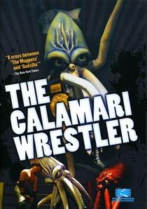 The Calamari Wrestler - Poster / Capa / Cartaz - Oficial 1