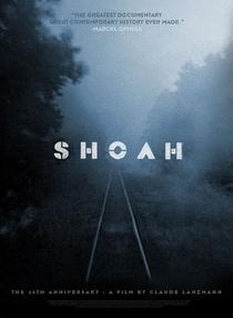 Shoah - Poster / Capa / Cartaz - Oficial 9