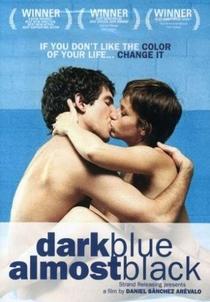 Azul Escuro Quase Preto - Poster / Capa / Cartaz - Oficial 3