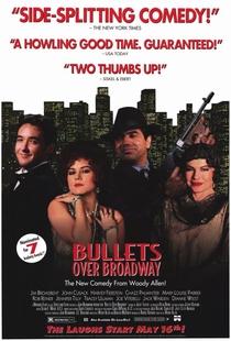 Tiros na Broadway - Poster / Capa / Cartaz - Oficial 3