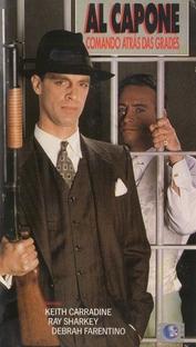 Al Capone - Comando Atrás das Grades - Poster / Capa / Cartaz - Oficial 1