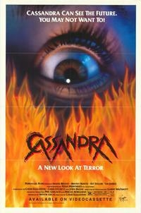 Cassandra - Poster / Capa / Cartaz - Oficial 1